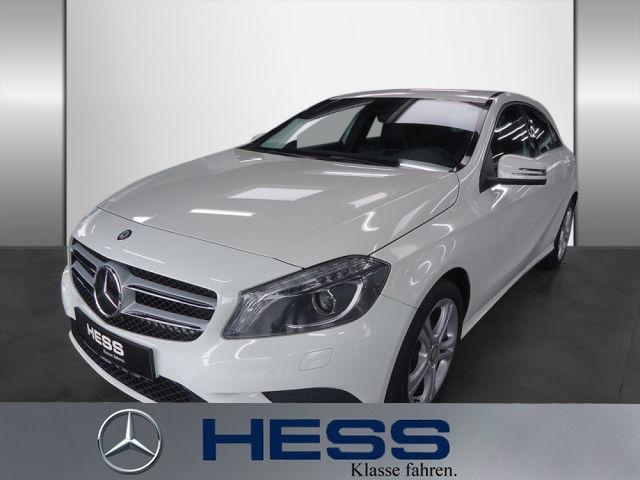 Mercedes-Benz A 180 BE Urban+AHK, Jahr 2013, Benzin