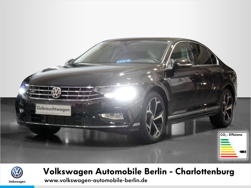 Volkswagen Passat Lim. 2.0 TSI Business R-Line, Jahr 2020, Benzin