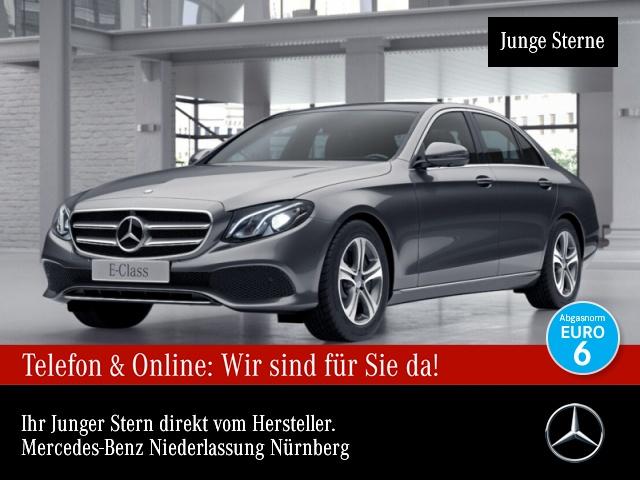 Mercedes-Benz E 350 d Avantgarde 360° Stdhzg Pano Distr. LED, Jahr 2017, Diesel