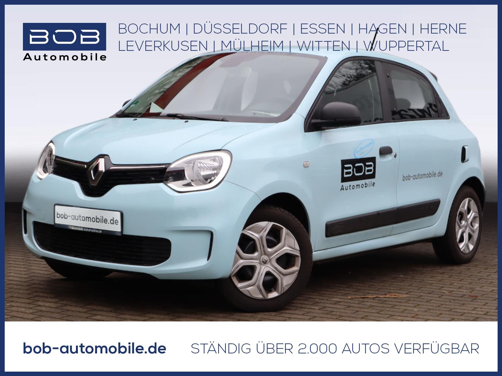 Renault Twingo LIFE SCe 65 KLIMA BT ehF USB, Jahr 2020, Benzin