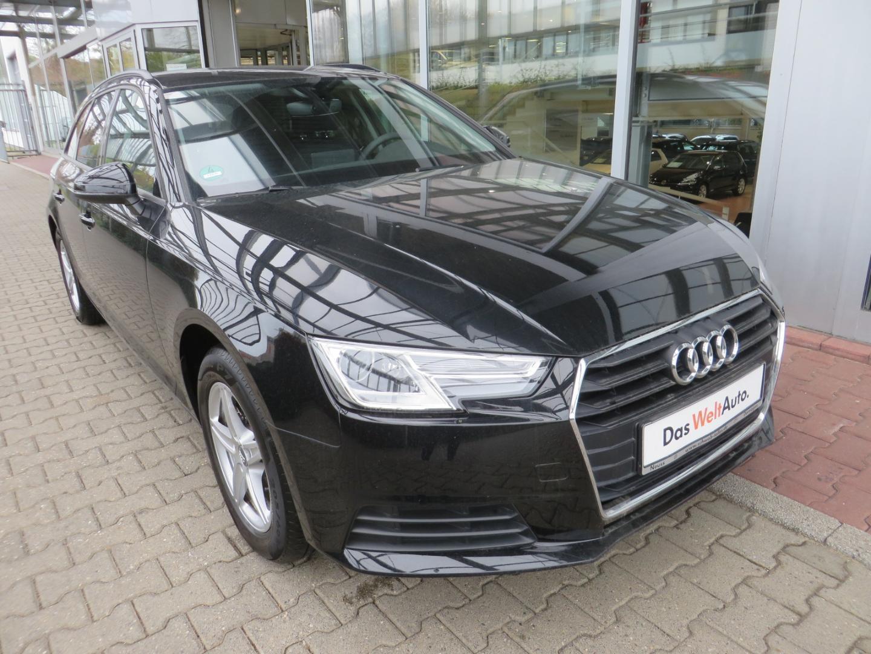 Audi A4 Avant 1.4 TFSI, Jahr 2017, Benzin