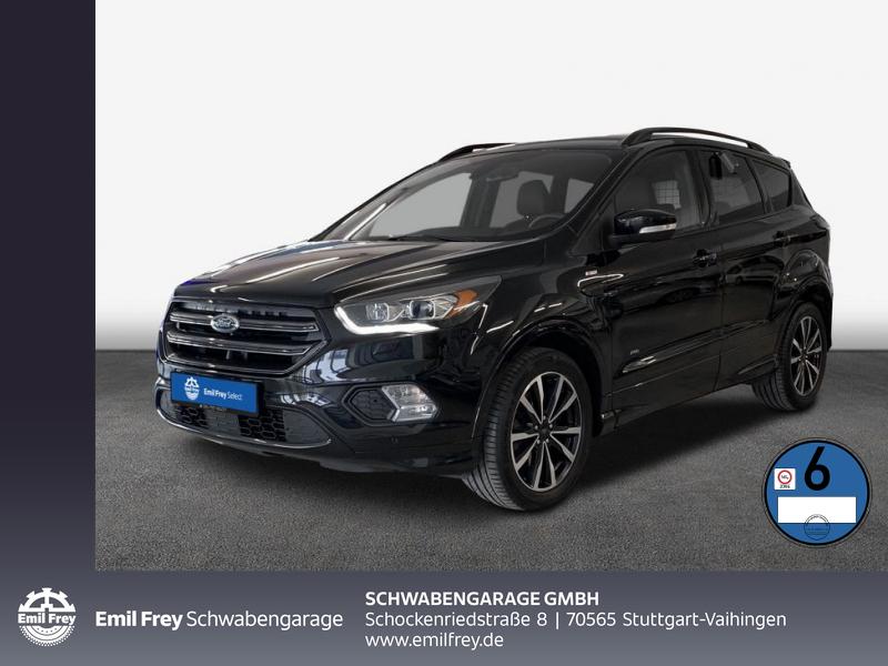 Ford Kuga 2.0 TDCi 4x4 Aut. ST-Line Xenon Navi RFK AHK, Jahr 2017, Diesel