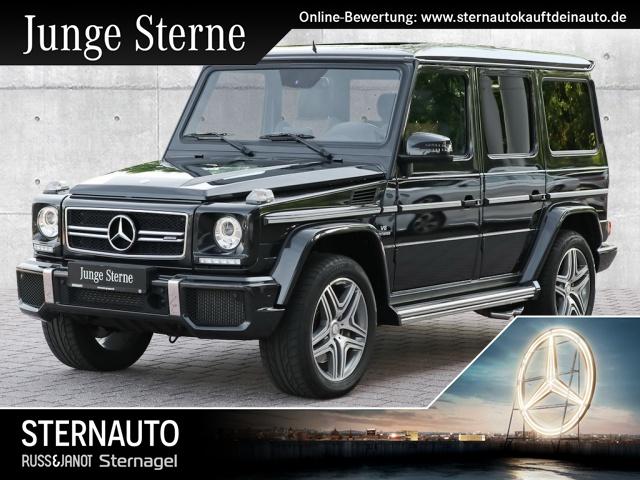 Mercedes-Benz G 63 AMG COM.AHK Standhz.designo-Exclusiv Paket, Jahr 2017, petrol