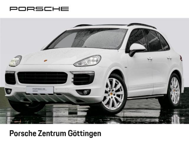Porsche Cayenne Diesel Luftfederung El. Panodach AHK-el. klappb. Bose StandHZG, Jahr 2016, Diesel