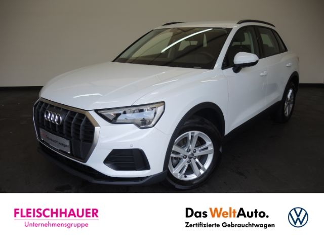 Audi Q3 35 TDI quattro 2.0 EU6d-Temp NAVI, Jahr 2020, Diesel