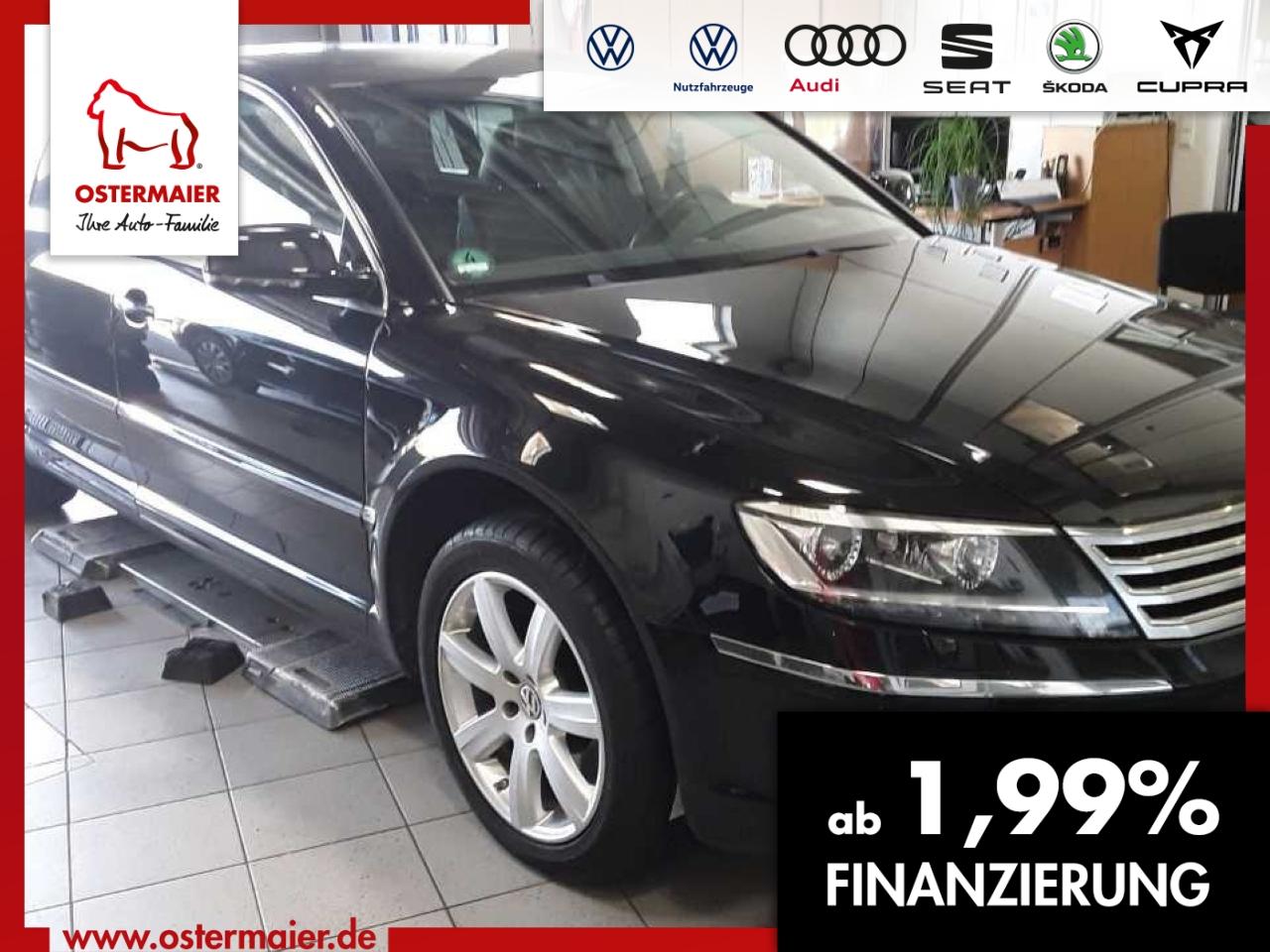 Volkswagen Phaeton LANG 3.0TDI 245PS 4M LEDER.NAVI.BI-XENON, Jahr 2015, Diesel