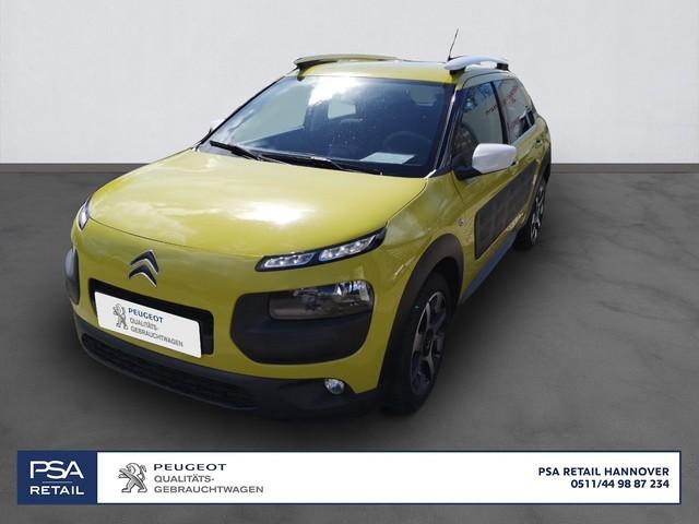 Citroën C4 Cactus BlueHDi 100 Stop&Start Feel,KAMERA, Jahr 2016, Diesel