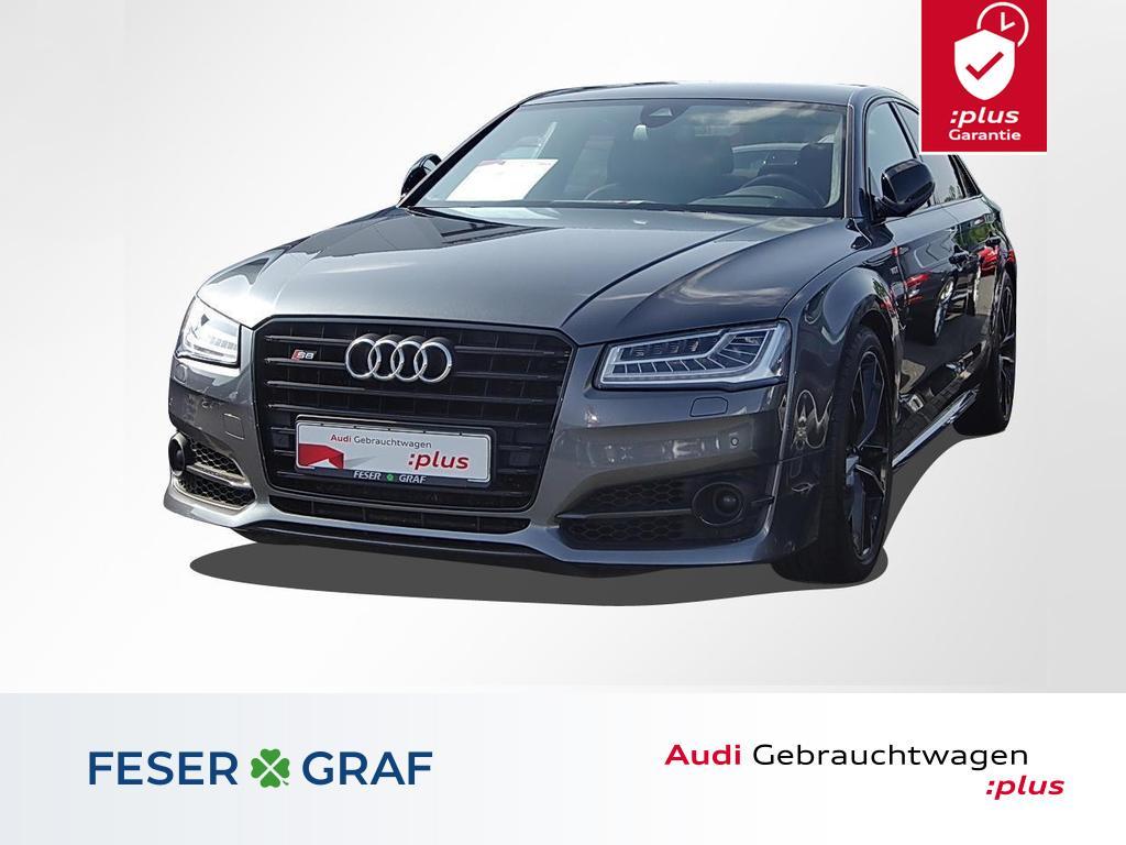 Audi S8 plus 4.0 TFSI qu.tiptronic HUD VMAX 305kmh, Jahr 2015, petrol