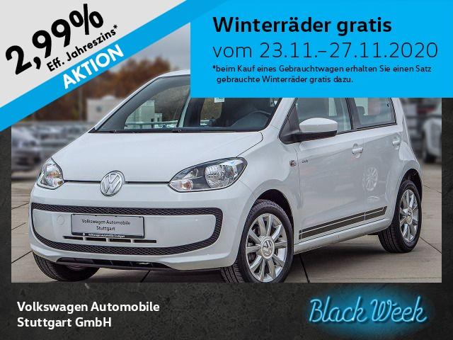 Volkswagen up! move up! 1.0 Navi GRA PDC Klima, Jahr 2016, Benzin