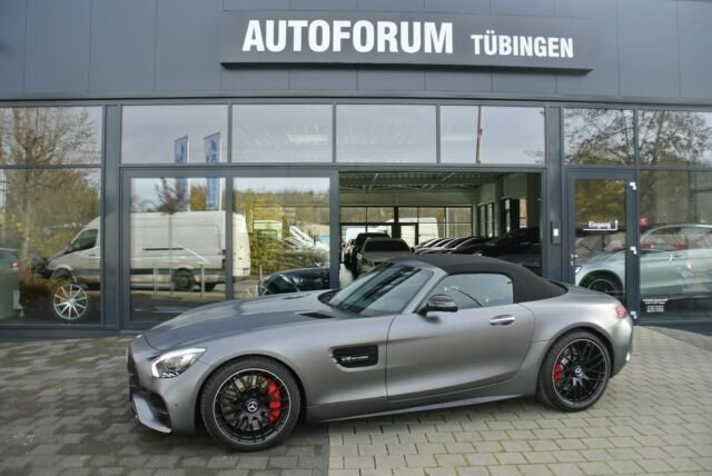 Mercedes-Benz AMG GT C 4.0 Roadster *CARBON*PERF.-SITZE*, Jahr 2018, Benzin