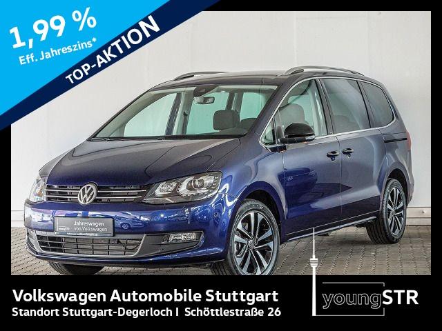 Volkswagen Sharan 2.0 TDI DSG IQ.DRIVE 4Motion Navi Bi-Xenon AHK, Jahr 2020, Diesel