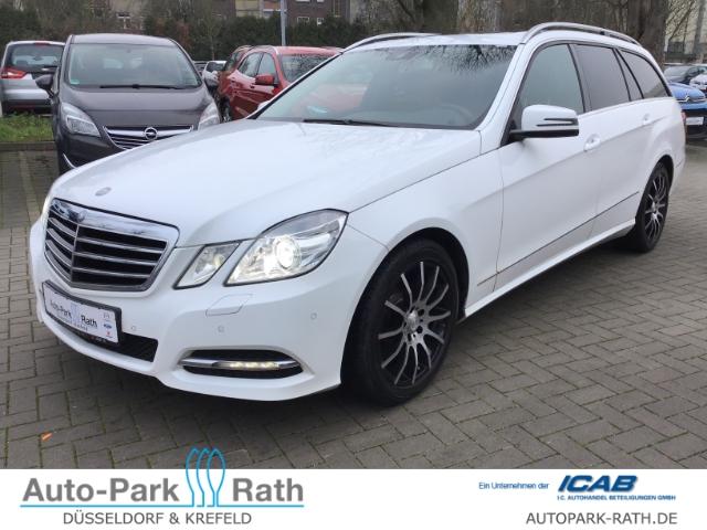 Mercedes-Benz E 200 Avantgarde Navi,Schiebedach,Bi-Xenon,AHK,SHZ, Jahr 2012, Benzin