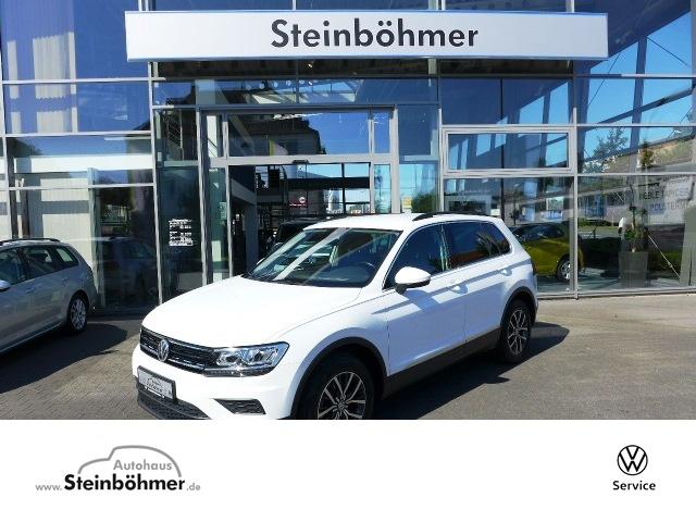 Volkswagen Tiguan Comfortline 1.4l TSI ACT Navi LED Keyless P, Jahr 2016, Benzin