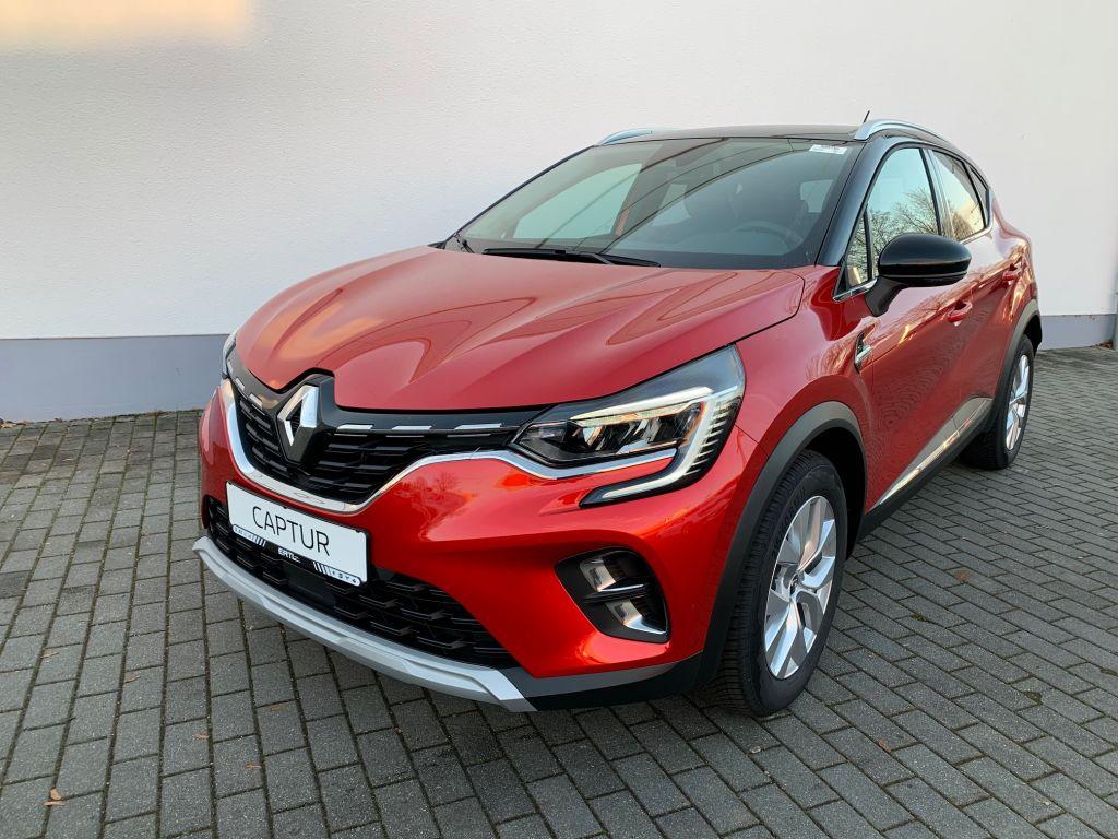 Renault Captur TCe 100 INTENS / Neu-für-Alt Aktion*, Jahr 2021, Benzin