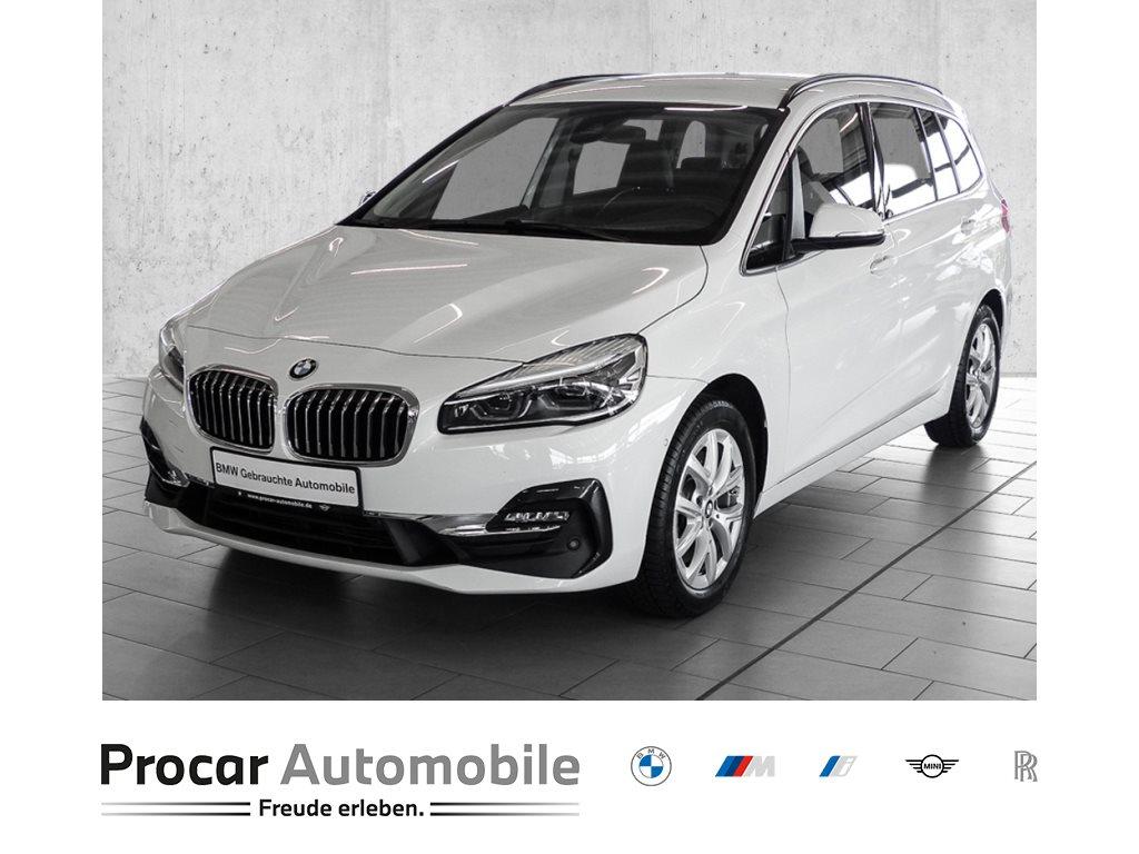 BMW 220d Luxury Line HiFi DAB LED 3.Sitzreihe Shz, Jahr 2020, Diesel