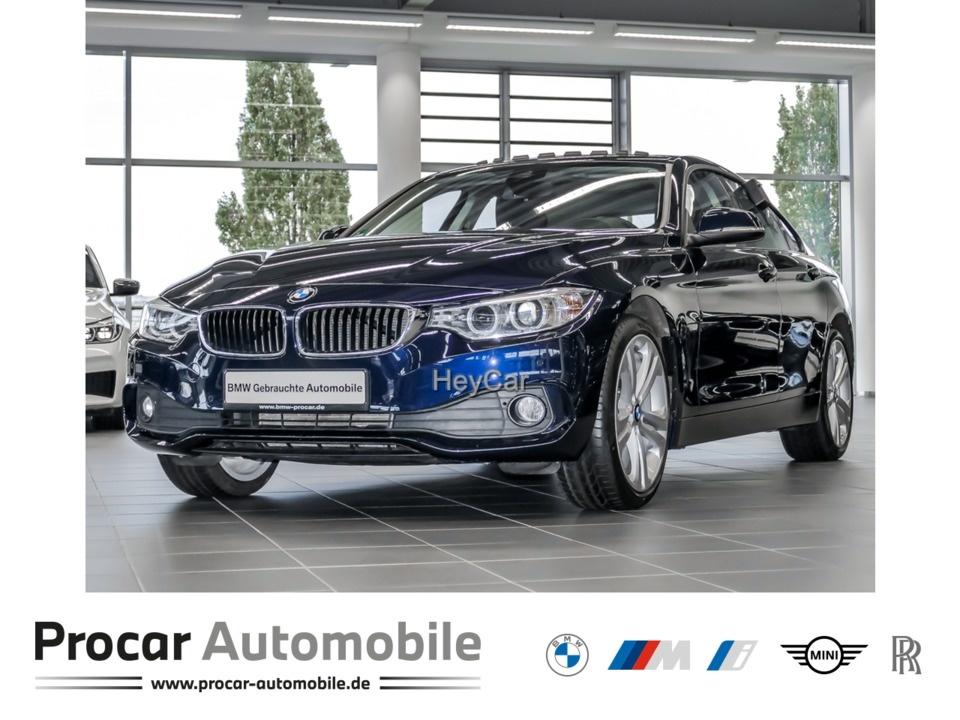 BMW 420 Gran Coupe xDrive D Head-Up Xenon HIFI Glsd., Jahr 2015, Diesel