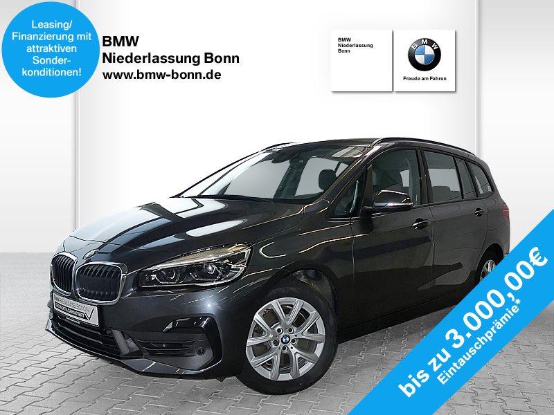 BMW 220i Gran Tourer Advantage, Jahr 2019, Benzin