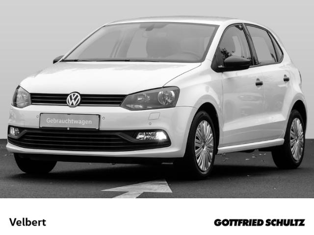 Volkswagen Polo 1.0+NAVI+PDC+SHZ+GRA, Jahr 2017, Benzin