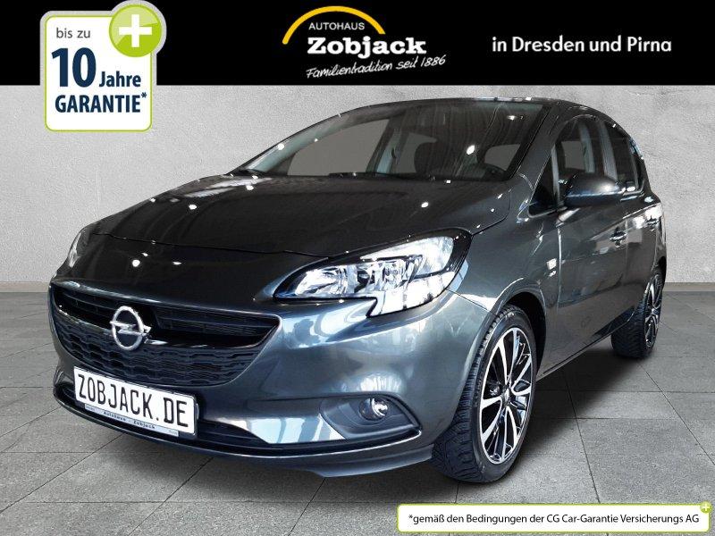 Opel Corsa-E Active 1.4T ecoFlex Allwetter,Multimedia, Jahr 2017, Benzin