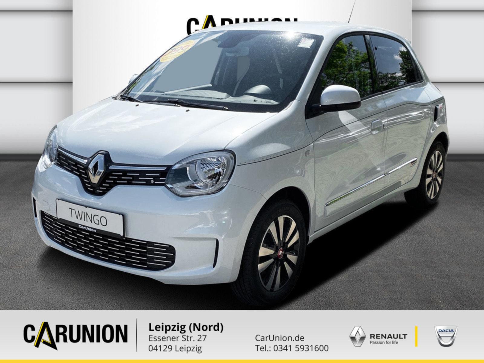 Renault Twingo SIGNATURE TCe 75 Sitzheizung, Jahr 2020, Benzin