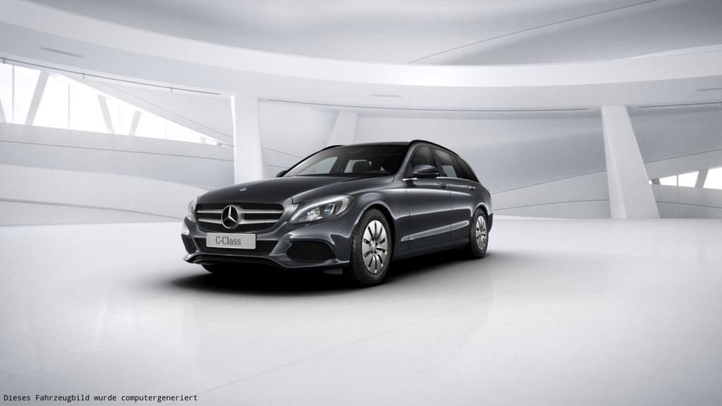 Mercedes-Benz C 200 d T-Modell Pano.-Dach/LED/Navi/PDC, Jahr 2016, Diesel
