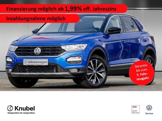 Volkswagen T-Roc Style 1.5 TSI Navi*ActiveInfo*App-Connect, Jahr 2020, Benzin