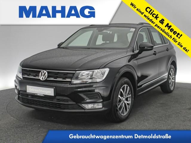 Volkswagen Tiguan 1.4 TSI 4mot. Comfortline ParkPilot LaneAssist LightAssist FrontAssist 17Zoll 6-Gang, Jahr 2017, Benzin