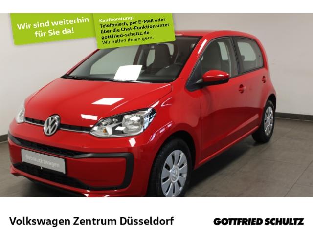 Volkswagen up! move *maps + more*FSE*Radio*Klima*, Jahr 2020, Benzin
