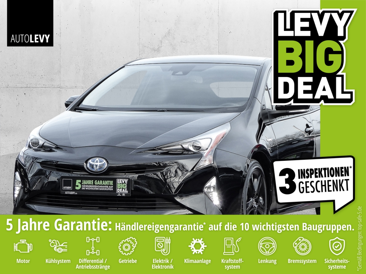 Toyota Prius Hybrid 1.8 Comfort *LED*NAVI*HEAD UP*, Jahr 2017, Hybrid