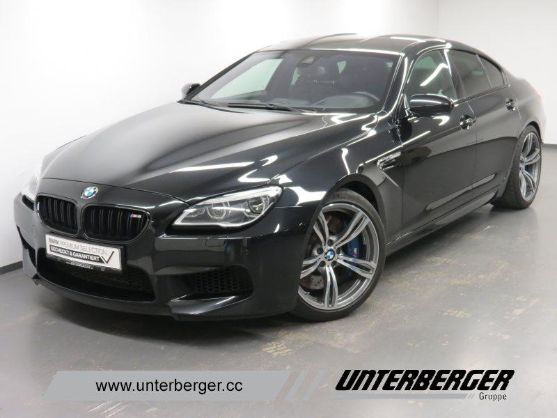 BMW M6 Gran Coupé M Drivers P. Head-Up B&O HiFi LED, Jahr 2017, Benzin