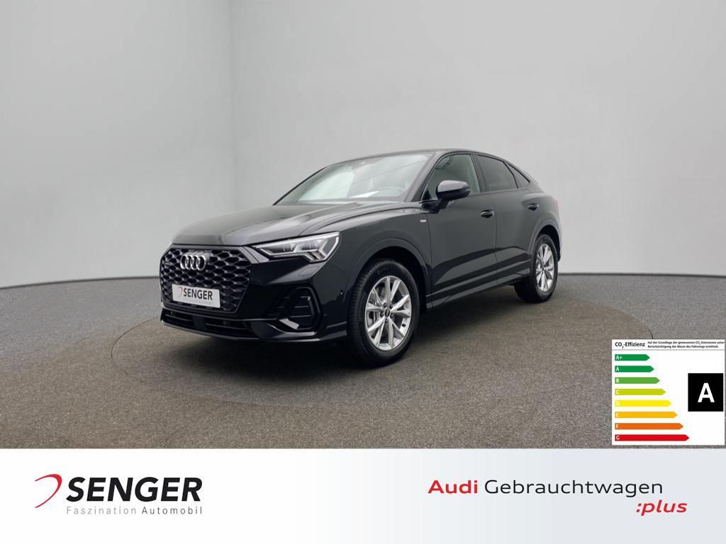 Audi Q3 Sportback S line 40 TDI quattro Kamera Navi, Jahr 2021, Diesel