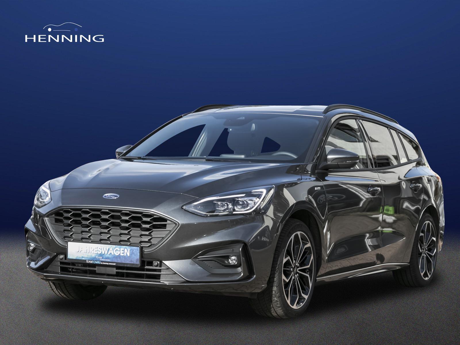 Ford Focus 1.5 EcoBoost ST-Line 18 Zoll*ACC*Fahrasiss, Jahr 2020, Benzin