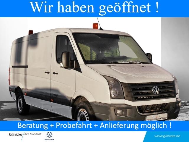 Volkswagen Crafter Kasten 30 mittel L2H1 2.0 BiTDI PDCv+h Multif.Lenkrad Klima SHZ Temp PDC, Jahr 2016, Diesel