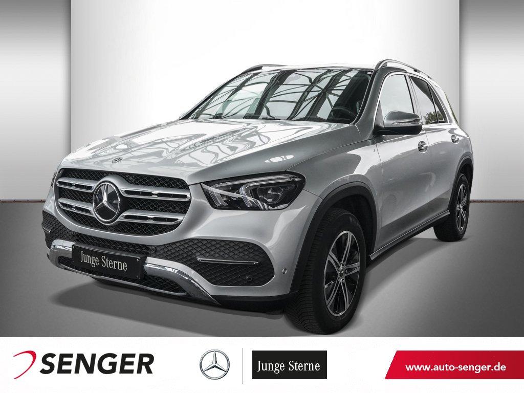 Mercedes-Benz GLE 300 D 4M+PANO-SHD+STANDHEIZUNG+KAMERA+NAVI, Jahr 2020, Diesel