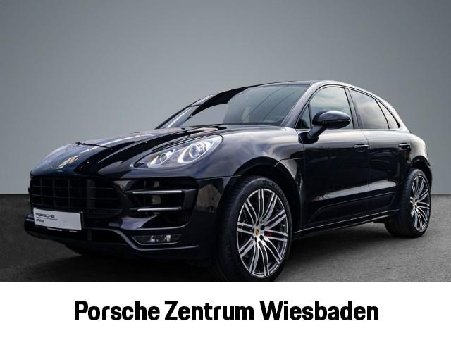 Porsche Macan Turbo 21-Zoll 911 Turbo Rad, Jahr 2014, Benzin