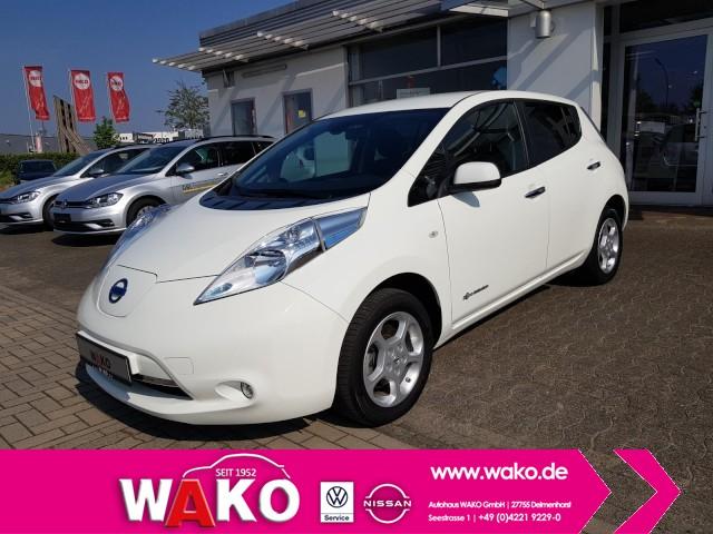 Nissan Leaf Acenta Aut. Lim. inkl. Batterie/NAVI/REAR-CAM, Jahr 2015, Elektro