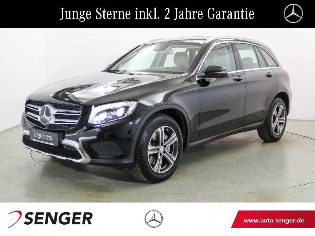 Mercedes-Benz GLC 220 d 4M Exclusive Comand AHK Rückfahrkamera, Jahr 2016, diesel