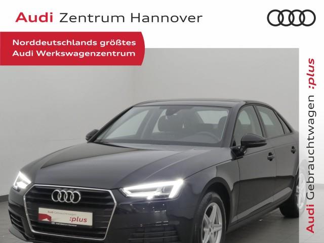 Audi A4 1.4 TFSI LED, Navi, Schiebedach, Jahr 2018, Benzin