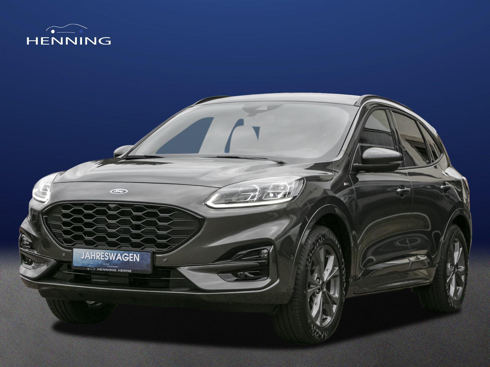 Ford Kuga ST-Line X -Navi.-Winterpaket, u.m., Jahr 2020, Benzin