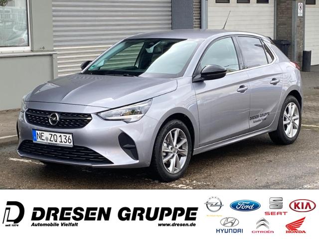 Opel Corsa F Elegance Klima+LED+DAB+Navigationslink+SHZ, Jahr 2021, Benzin