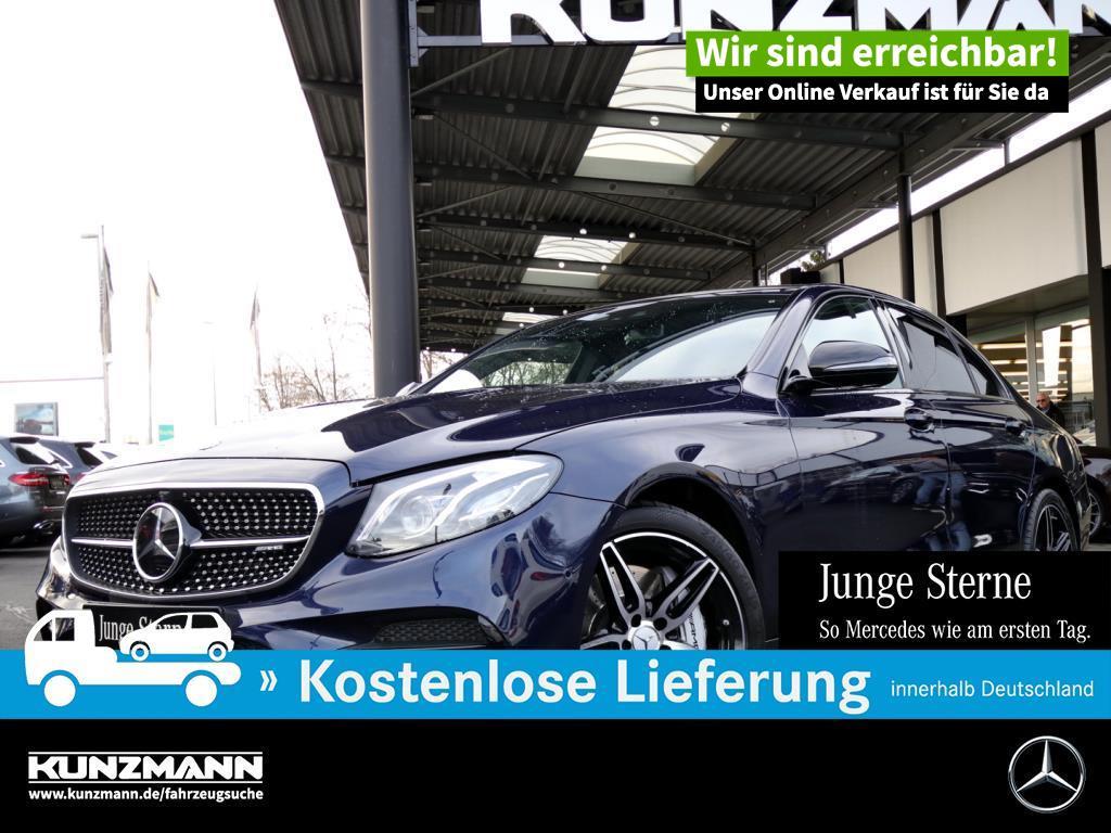Mercedes-Benz E 53 AMG 4M+ Night Comand Widescreen MULTIBEAM, Jahr 2019, Benzin