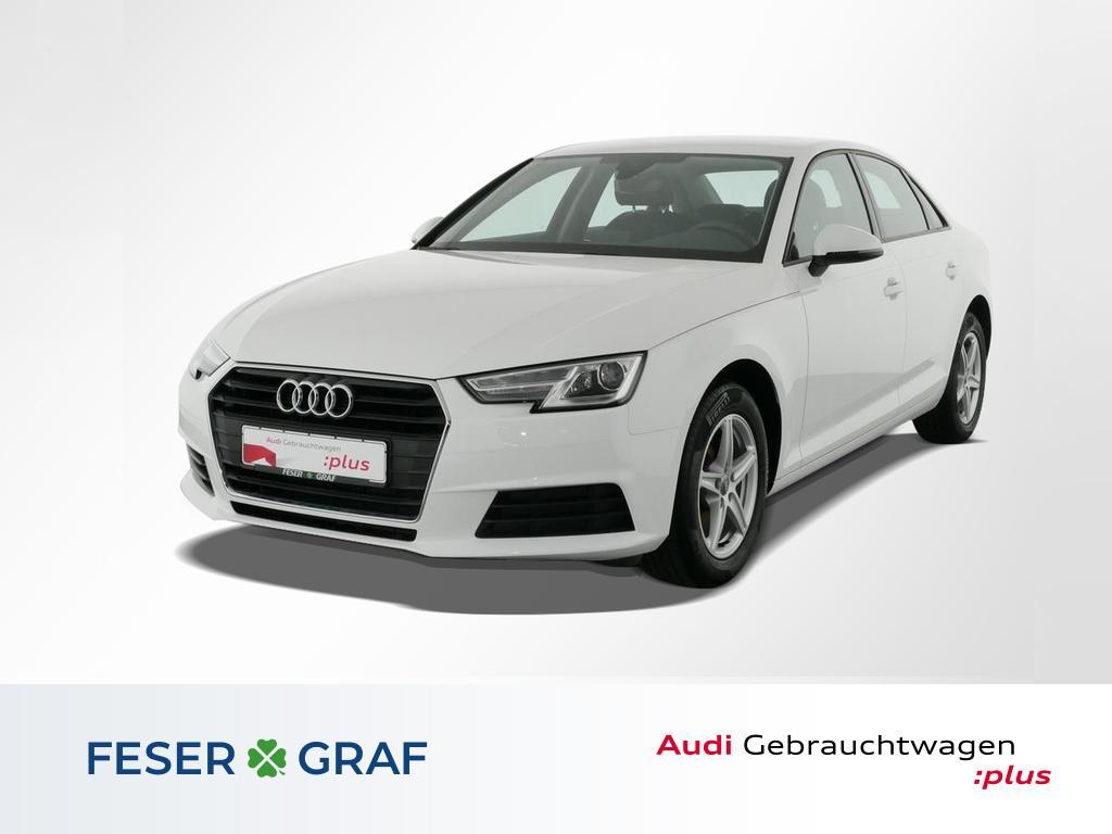 Audi A4 Lim 2.0 TDI Navi,Xenon,PDC, Jahr 2018, Diesel