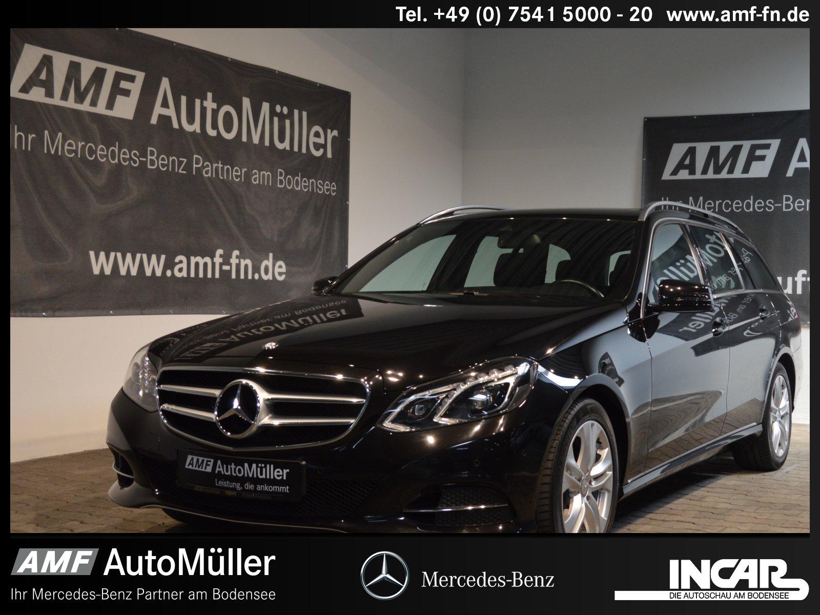 Mercedes-Benz E 220 T CDI Avantgarde AUTOM.+SHD+AHK+LED ILS+, Jahr 2014, Diesel