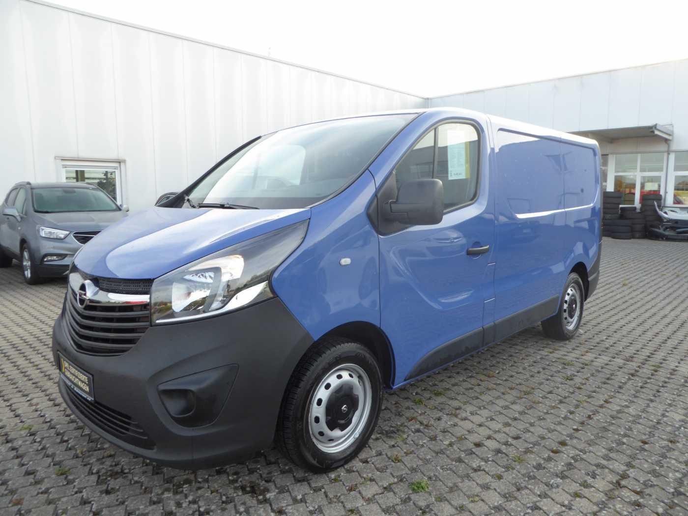 Opel Vivaro B 1.6 CDTI L1H1 AHK ALLWETTERREIFEN PARKPILOT, Jahr 2016, Diesel