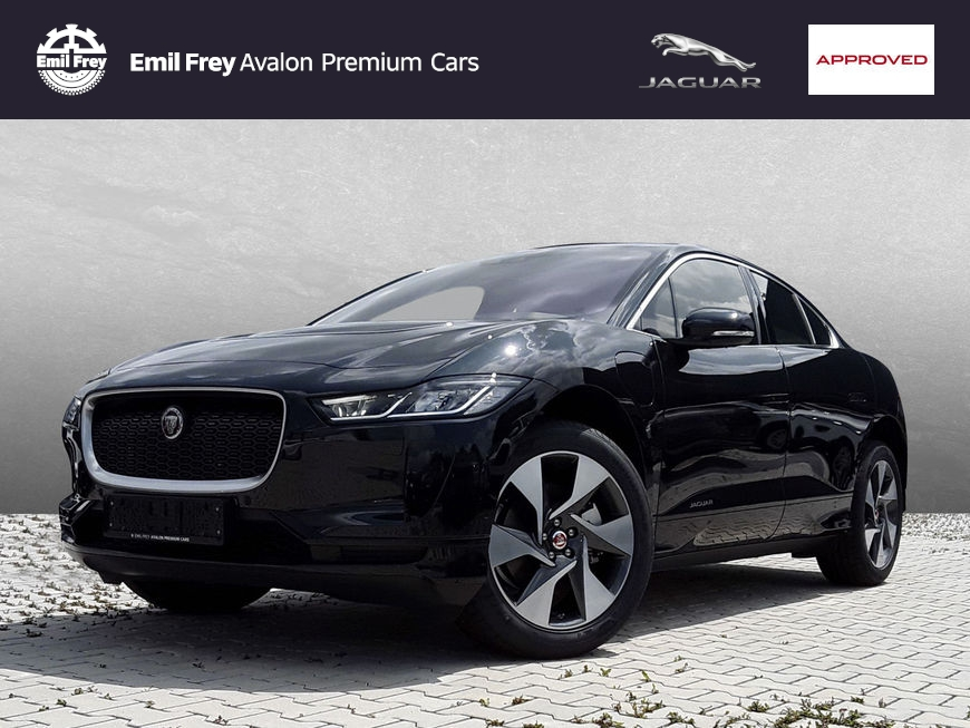 Jaguar I-Pace EV400 AWD S, Jahr 2019, electric
