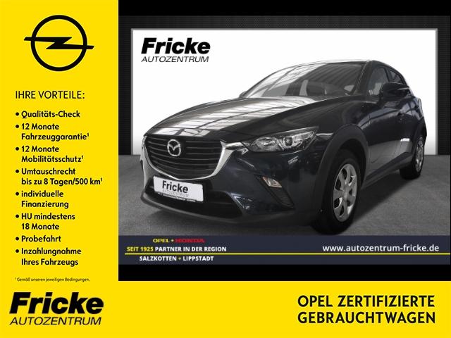 Mazda CX-3 Prime-Line SKYACTIV Start-Stop/Berganfahrass./PDC, Jahr 2016, Benzin