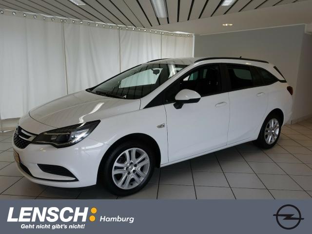 Opel Astra K 1.4 ST Edition NAVI+SITZHZ+PDC+ALLWETTER, Jahr 2017, Benzin