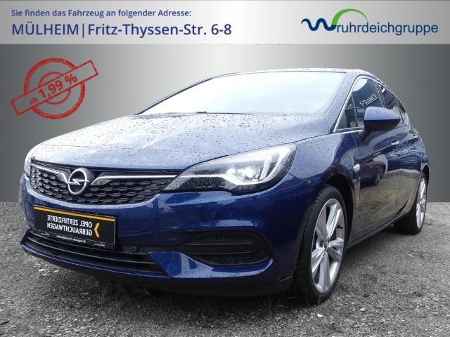 Opel Astra K Elegance 1.2 Standheizung Matrix 18LM, Jahr 2020, Benzin