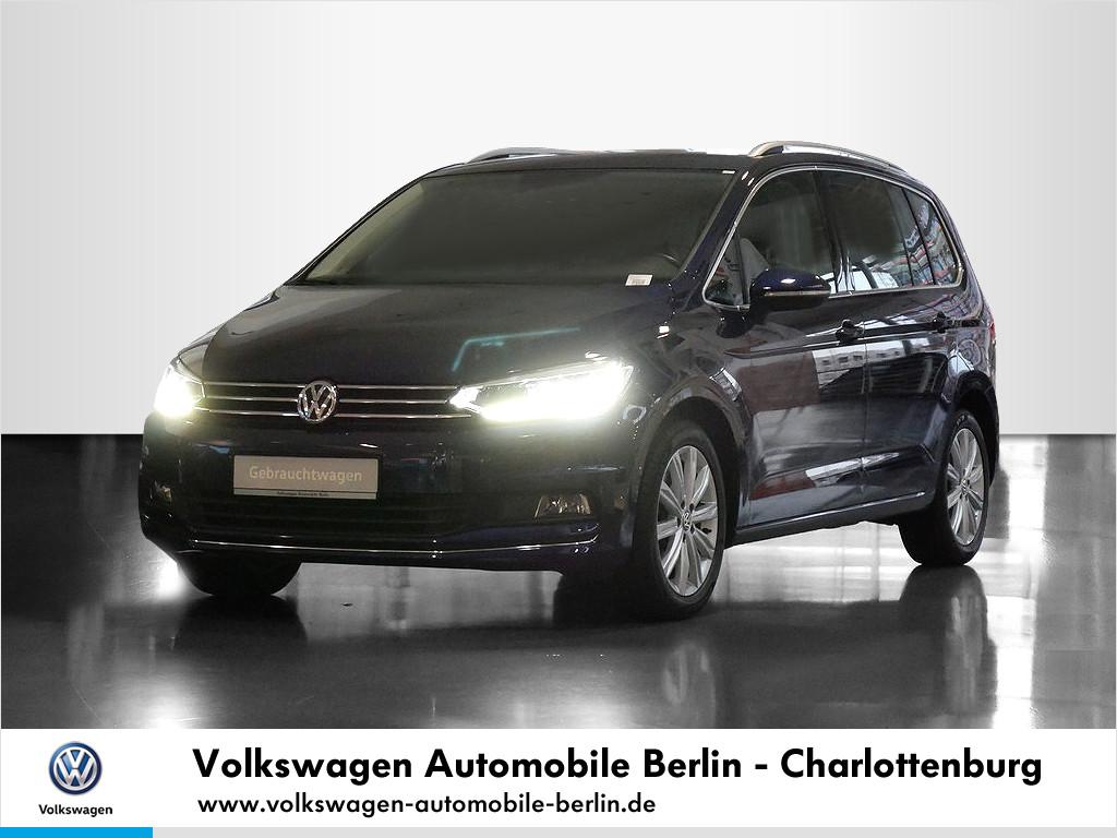 Volkswagen Touran 1.4 TSI Highline BMT, Jahr 2017, Benzin