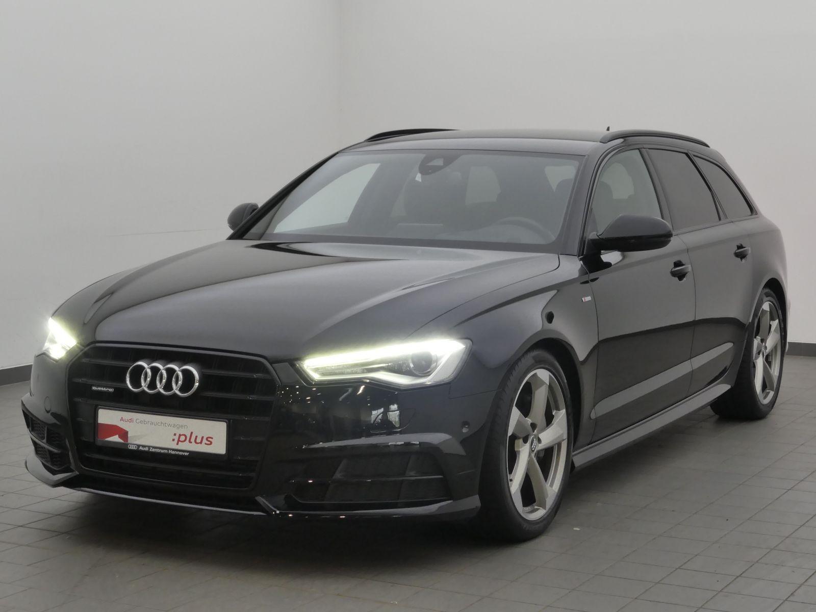Audi A6 Avant 3.0 TDI qu. S-tronic 3x S-line, Jahr 2017, Diesel